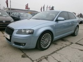AUDI A3 2.0 TDI Attraction, S-line, hatchback, P, R6